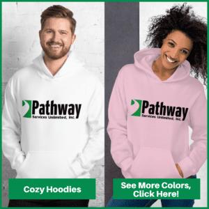 Cozy Pathway Hoodies