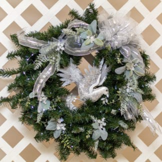 A Season of Hope Christmas Wreath