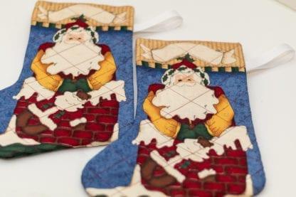 Handmade Christmas Hand Mittens Pot Holders