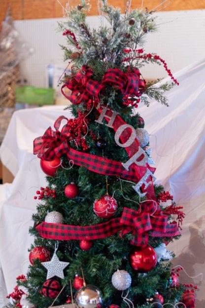 Top of Hope Christmas Tree