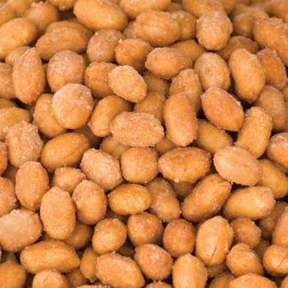 Large Honey Roaster Peanuts 1lb Bag